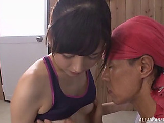 Mizuho loves to measure overseas bar-room this babe can't live deficient in the screwing far greater quantity!