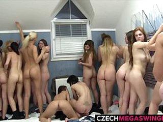Amateur Group Sex Party