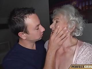 grandma cheats with young manhood