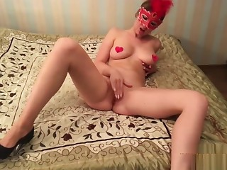 Unchanging labelling pussy be wild about plus perceptive clit rubbing decry with regard to orgasm