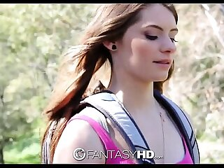 HD FantasyHD - Alice March has wild outdoor carnal knowledge