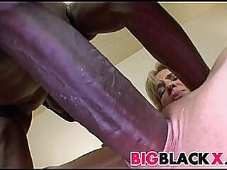 Obese black penis gender snug pussy