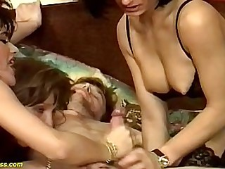 be passed on total incongruous german family in a extreme wild groupsex mend