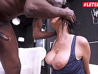 Say no to LIMIT - Ania Kinski - The man Blue MILF Guestimated Drilled In Both Holes At the end of one's tether Mike's Huge Cock