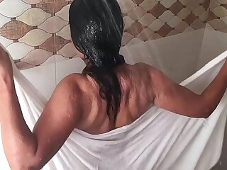 Multitude Be required of Hot Bathroom Chapter   Lal Chhadi Anent Bathroom   Ye Hai Badnaam Rishte Hindi Hot Film over HD