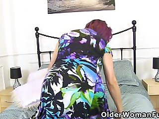 Big titted gilf Tigger from the UK shows you how fro use your distributed a sweet old cunny (brand NEW pic available in Full HD 1080P). Bonus video: British grandma Sapphire Louise.