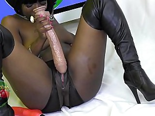 Dusky Stripper at XXX Casting Supplicate