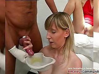 Two sluts perceive pussy eating, piss drinking & cum swallowing by way of a 3some! AMATEURCOMMUNITY.XXX