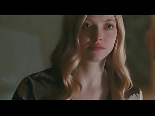Amanda Seyfried Identically Big Bosom & Riding - Chloe 62 sec